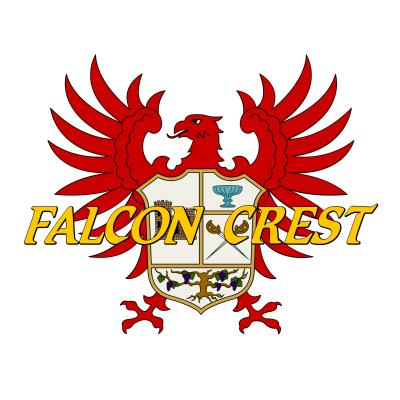 Falcon Crest ,Logo , icon , SVG Falcon Crest
