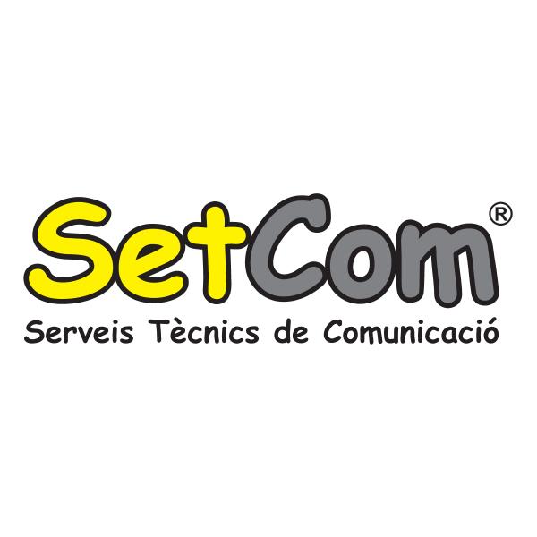 SetCom Logo ,Logo , icon , SVG SetCom Logo