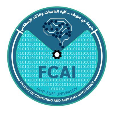 شعار جامعة بني سويف ـ كلية الحاسبات والذكاء الإصطناعي مصر Download Logo Icon Png Svg Logo Download