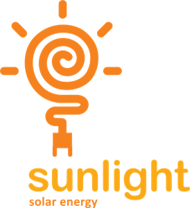 Sunlight Solar Energy Logo ,Logo , icon , SVG Sunlight Solar Energy Logo