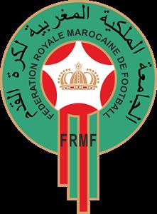 الجامعة الملكية المغربية لكرة القدم ,Logo , icon , SVG الجامعة الملكية المغربية لكرة القدم