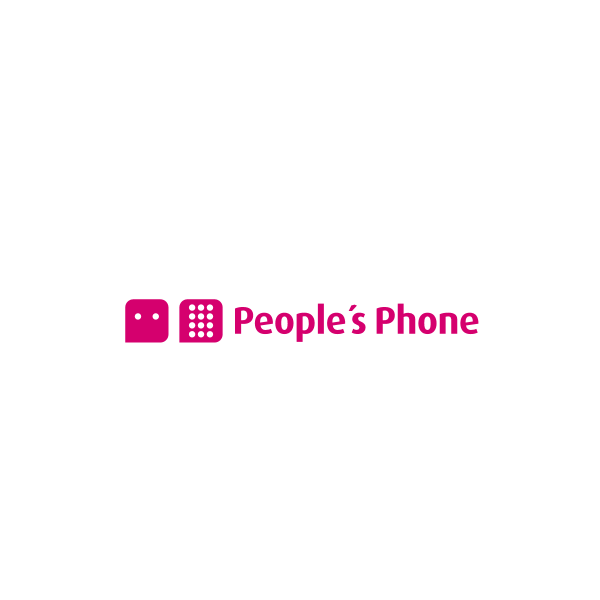People's Phone Logo ,Logo , icon , SVG People's Phone Logo