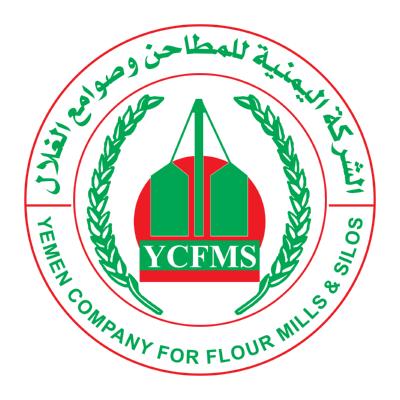 الشركة اليمنية للمطاحن وصوامع الغلال ,Logo , icon , SVG الشركة اليمنية للمطاحن وصوامع الغلال