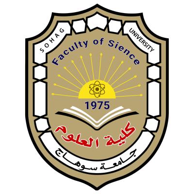 جامعة سوهاج ـ كلية العلوم , مصر ,Logo , icon , SVG جامعة سوهاج ـ كلية العلوم , مصر