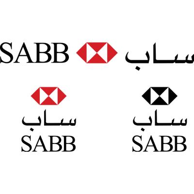 sabb ساب ,Logo , icon , SVG sabb ساب