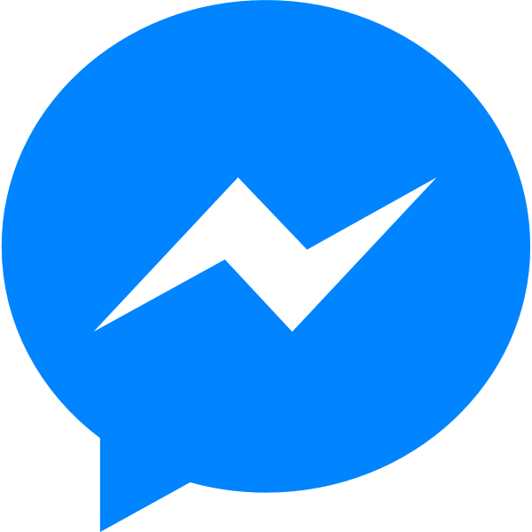 Facebook Messenger ,Logo , icon , SVG Facebook Messenger