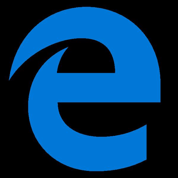 edge 12 18 ,Logo , icon , SVG edge 12 18