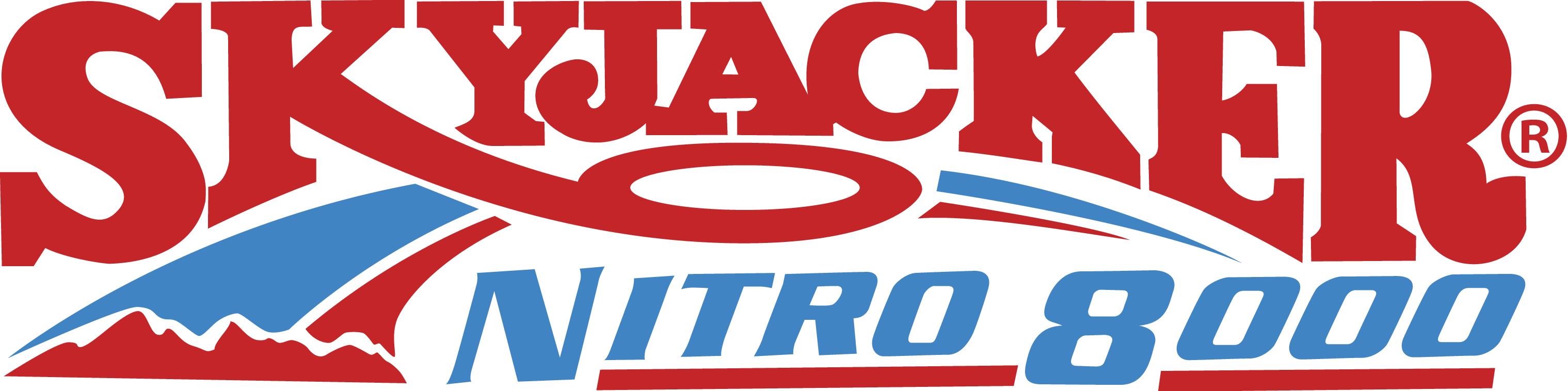 SKYJACKER NITRO 8000 Logo