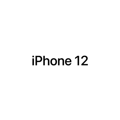 iphone 12 ,Logo , icon , SVG iphone 12