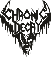 Chronic Decay Logo ,Logo , icon , SVG Chronic Decay Logo