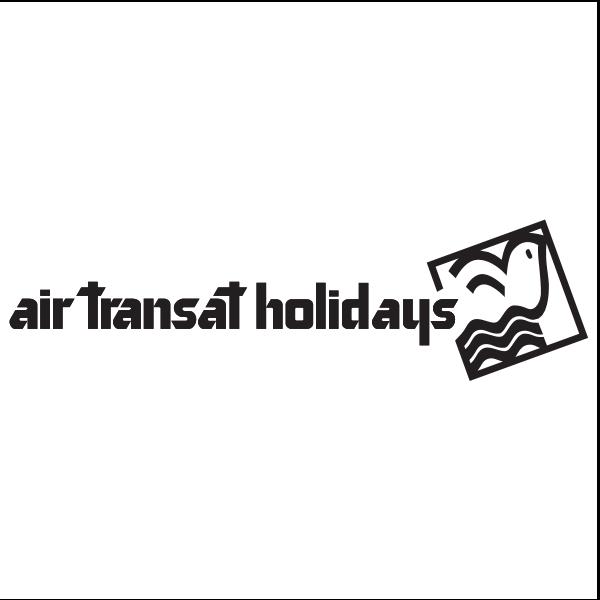 Air Transat Holidays Logo ,Logo , icon , SVG Air Transat Holidays Logo