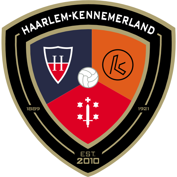 Haarlem Kennemerland fc Logo [ Download - Logo - icon ] png svg