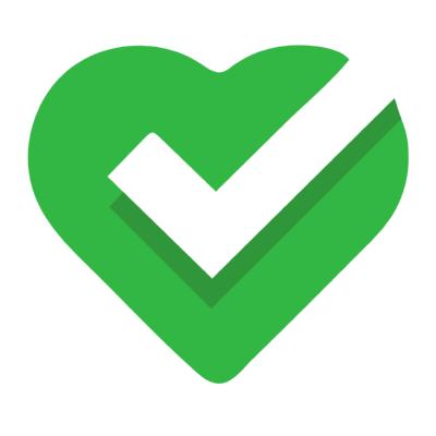 Green Heart ,Logo , icon , SVG Green Heart