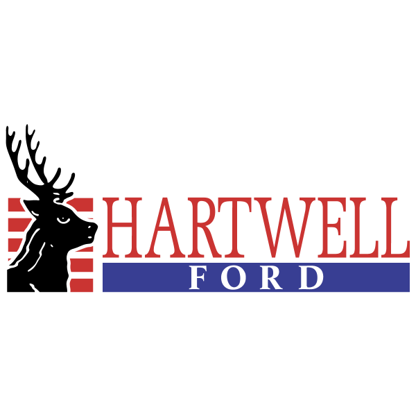 Hartwell Ford ,Logo , icon , SVG Hartwell Ford