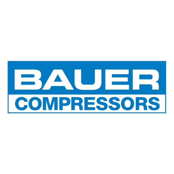 Bauer Compressor Logo ,Logo , icon , SVG Bauer Compressor Logo