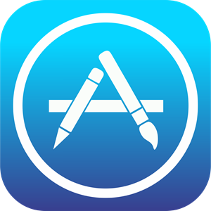 Apple App Store Logo ,Logo , icon , SVG Apple App Store Logo