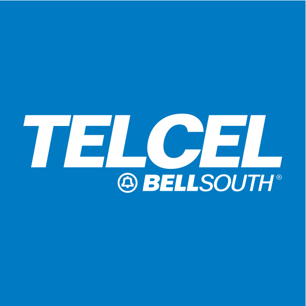 Telcel BellSouth Logo ,Logo , icon , SVG Telcel BellSouth Logo