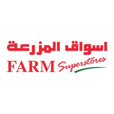 شعار اسواق المزرعة ,Logo , icon , SVG شعار اسواق المزرعة