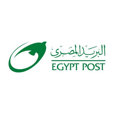 شعار البريد المصري , مصر ,Logo , icon , SVG شعار البريد المصري , مصر