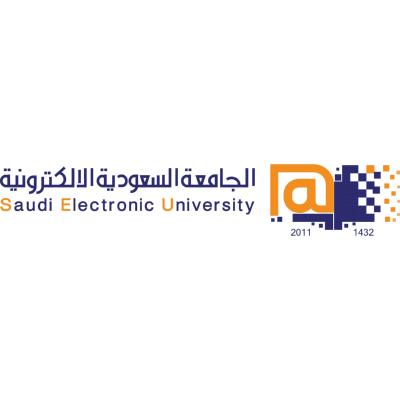 شعار الجامعة السعودية الإلكترونية saudi electrinic university ,Logo , icon , SVG شعار الجامعة السعودية الإلكترونية saudi electrinic university
