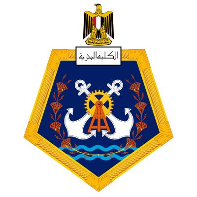 شعار الكلية البحرية المصرية , مصر ,Logo , icon , SVG شعار الكلية البحرية المصرية , مصر