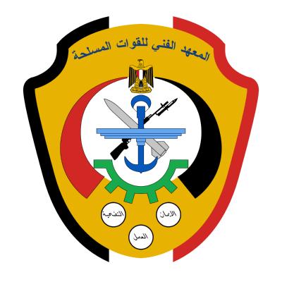 شعار المعهد الفني للقوات المسلحة المصرية , مصر ,Logo , icon , SVG شعار المعهد الفني للقوات المسلحة المصرية , مصر