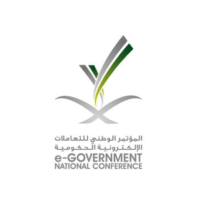 شعار المؤتمر الوطني للتعاملات الالكترونية الحكومية ,Logo , icon , SVG شعار المؤتمر الوطني للتعاملات الالكترونية الحكومية