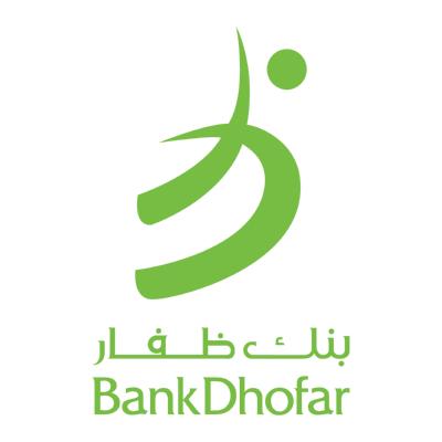 شعار بنك ظفار BankDhofar ,Logo , icon , SVG شعار بنك ظفار BankDhofar