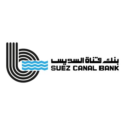 شعار بنك قناة السويس , مصر ,Logo , icon , SVG شعار بنك قناة السويس , مصر