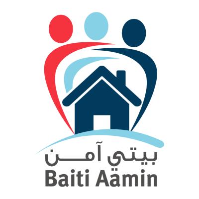شعار بيتي آمن Baiti Aamin ,Logo , icon , SVG شعار بيتي آمن Baiti Aamin
