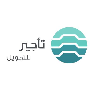 شعار تأجير للتمويل ,Logo , icon , SVG شعار تأجير للتمويل
