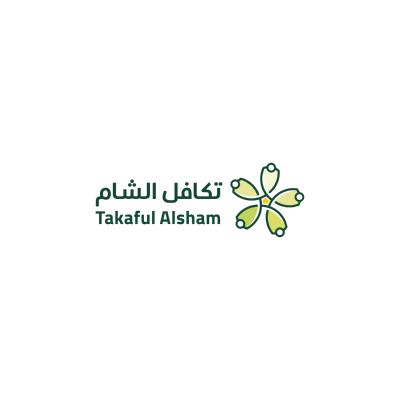 شعار تكافل الشام ,Logo , icon , SVG شعار تكافل الشام