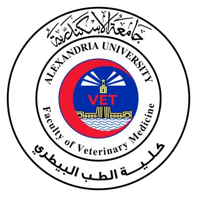 شعار جامعة الإسكندرية ـ كلية الطب البيطري , مصر ,Logo , icon , SVG شعار جامعة الإسكندرية ـ كلية الطب البيطري , مصر