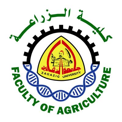 شعار جامعة الزقازيق ـ كلية الزراعة , مصر ,Logo , icon , SVG شعار جامعة الزقازيق ـ كلية الزراعة , مصر