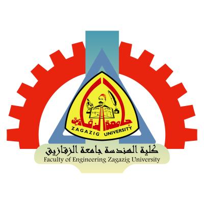 شعار جامعة الزقازيق ـ كلية الهندسة, مصر ,Logo , icon , SVG شعار جامعة الزقازيق ـ كلية الهندسة, مصر