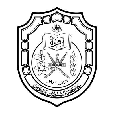 شعار جامعة السلطان قابوس ,Logo , icon , SVG شعار جامعة السلطان قابوس