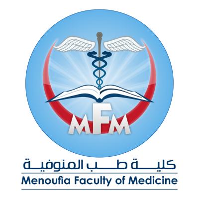 شعار جامعة المنوفية ـ كلية الطب , مصر ,Logo , icon , SVG شعار جامعة المنوفية ـ كلية الطب , مصر