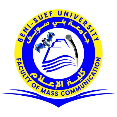 شعار جامعة بني سويف ـ كلية الإعلام , مصر ,Logo , icon , SVG شعار جامعة بني سويف ـ كلية الإعلام , مصر