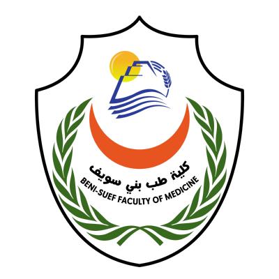 شعار جامعة بني سويف ـ كليـة الطب , مصر ,Logo , icon , SVG شعار جامعة بني سويف ـ كليـة الطب , مصر