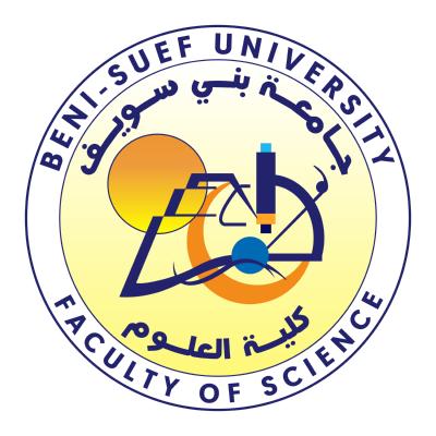شعار جامعة بني سويف ـ كليـة العلـوم , مصر ,Logo , icon , SVG شعار جامعة بني سويف ـ كليـة العلـوم , مصر