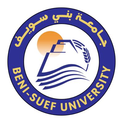 شعار جامعة بني سويف ـ مصر ,Logo , icon , SVG شعار جامعة بني سويف ـ مصر