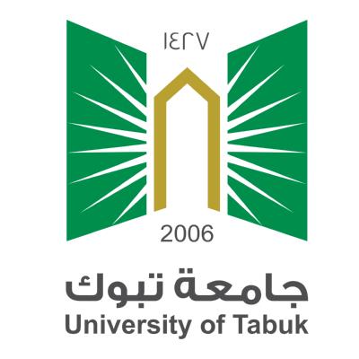 شعار جامعة تبوك ,Logo , icon , SVG شعار جامعة تبوك