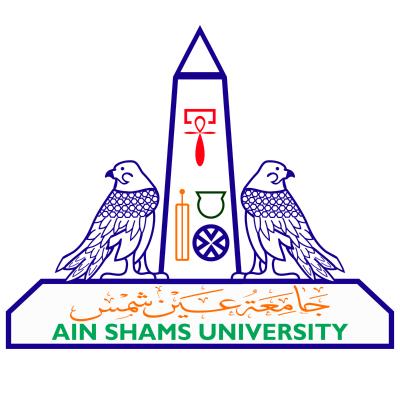 شعار جامعة عين شمس , مصر ,Logo , icon , SVG شعار جامعة عين شمس , مصر