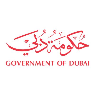 شعار حكومة دبي Government of Duvai ,Logo , icon , SVG شعار حكومة دبي Government of Duvai