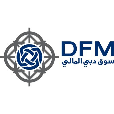 شعار سوق دبي المالي ,Logo , icon , SVG شعار سوق دبي المالي
