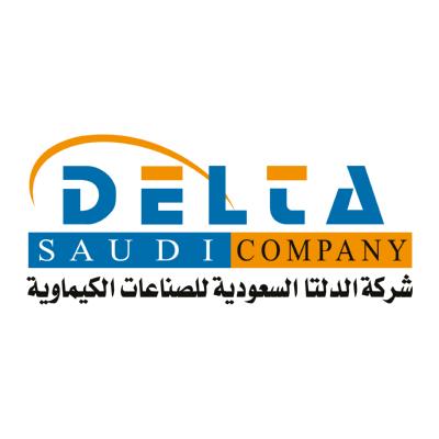 شعار شركة الدلتا السعودية للصناعات الكيماوية ,Logo , icon , SVG شعار شركة الدلتا السعودية للصناعات الكيماوية