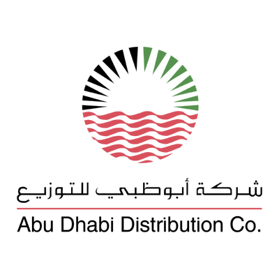 شعار شركة أبوظبي للتوزيع ,Logo , icon , SVG شعار شركة أبوظبي للتوزيع