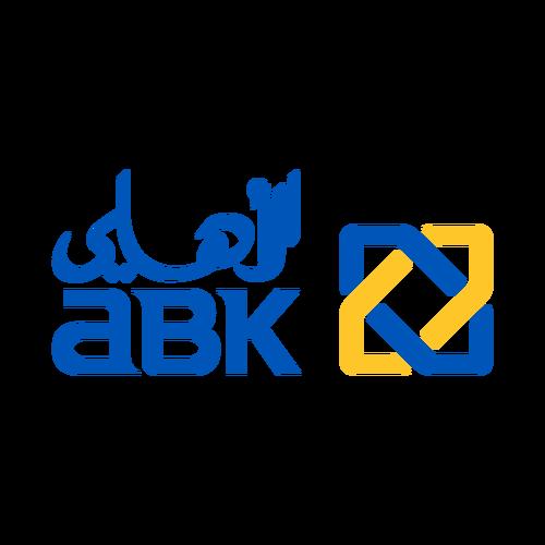 شعار البنك الأهلي الكويتي ,Logo , icon , SVG شعار البنك الأهلي الكويتي