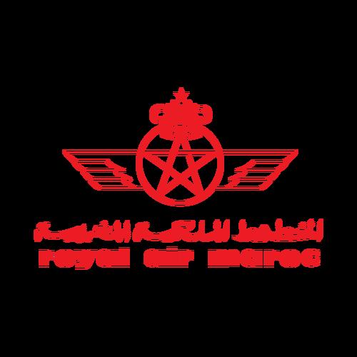 شعار الخطوط الملكية المغربية ,Logo , icon , SVG شعار الخطوط الملكية المغربية