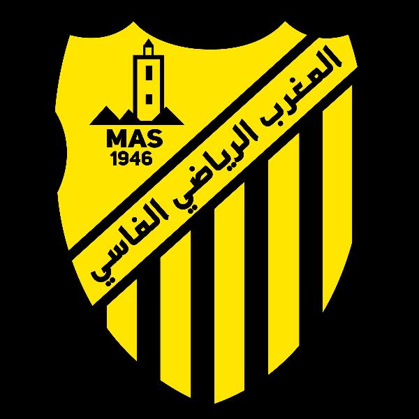 شعار الرسمي لفريق المغرب الرياضي الفاسي ,Logo , icon , SVG شعار الرسمي لفريق المغرب الرياضي الفاسي